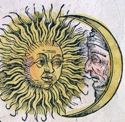 Sun Moon Alchemical
